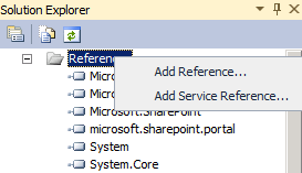 Visual Studio Reference1