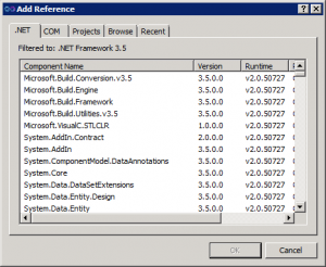 Visual Studio Reference2