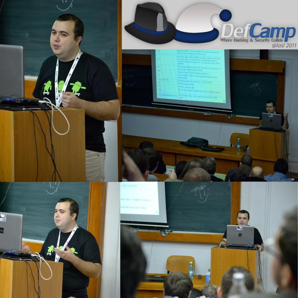 Atac asupra SIM Toolkit DefCamp Iasi